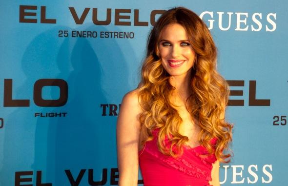 La actriz Vanesa Romero presentó el evento